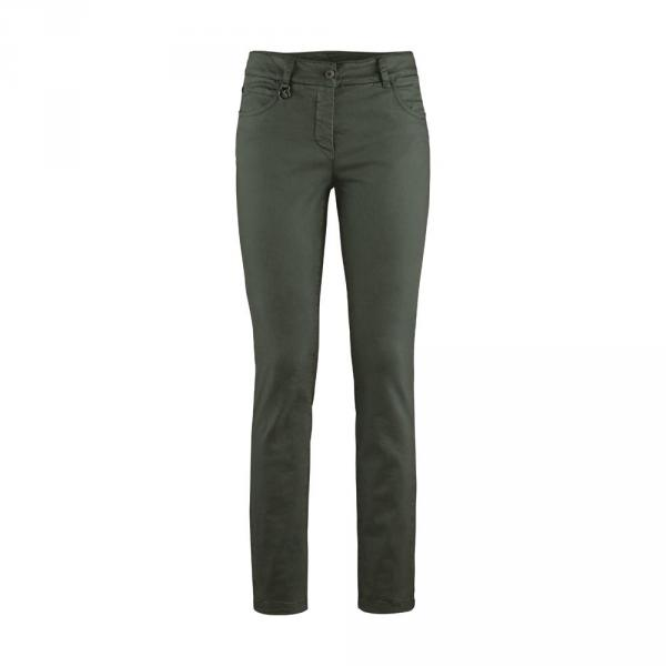 Pant Woman SUCCA 57614 PEAT GREEN Chervò
