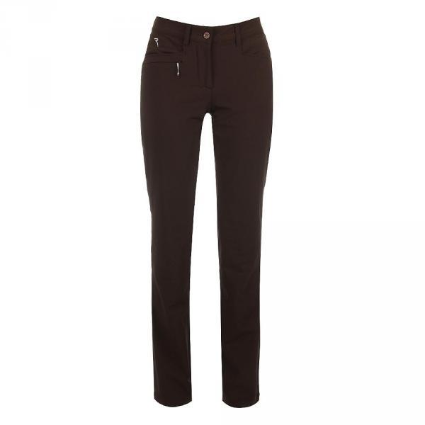 Pantalon Femme SUPERPANT 56332 SEPIA BROWN Chervò