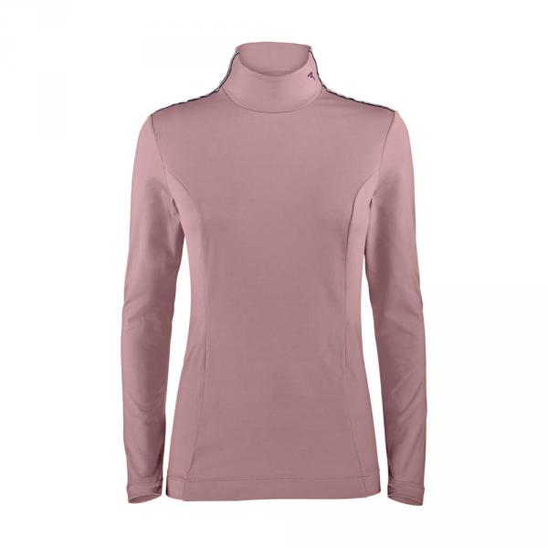 Turtleneck Woman TUL 57544 MISS PINK Chervò