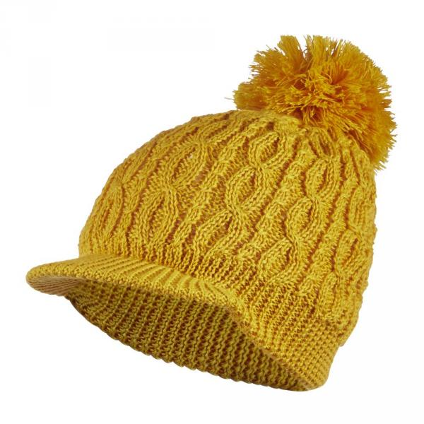 Casquette Femme WAKKY 57649 GIPSY YELLOW Chervò