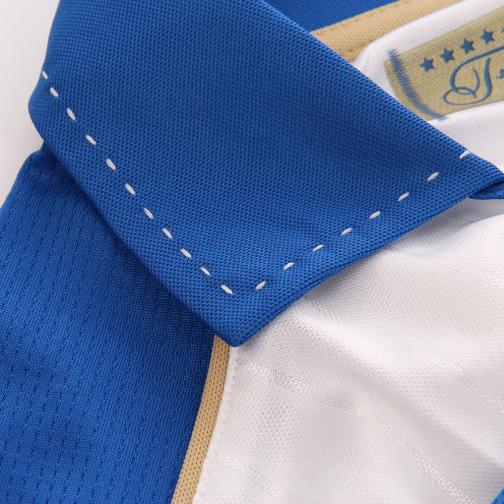 Figc Italia Away Shirt Replica white-Team Power Blue FIGC Store