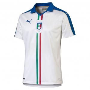 FIGC Italia Away Shirt Replica