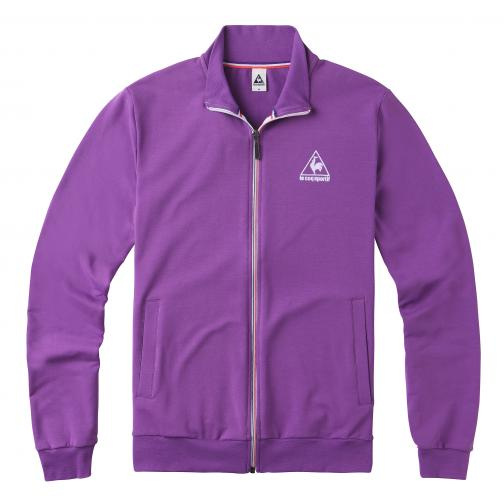 Le Coq Sportif Sweat  Fiorentina vintage purple