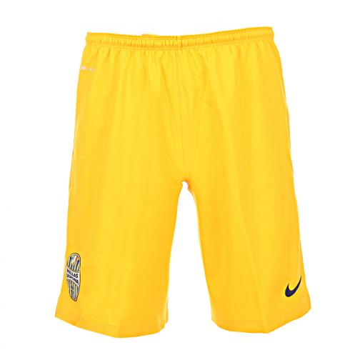 Nike Shorts Home Verona   15/16 Yellow Tifoshop