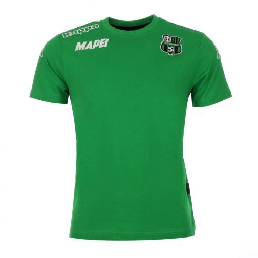 Kappa T-shirt Rappresentanza Sassuolo Verde