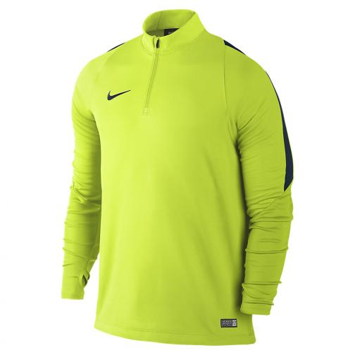 Nike Maglia Allenamento Ignite Midlayer Giallo