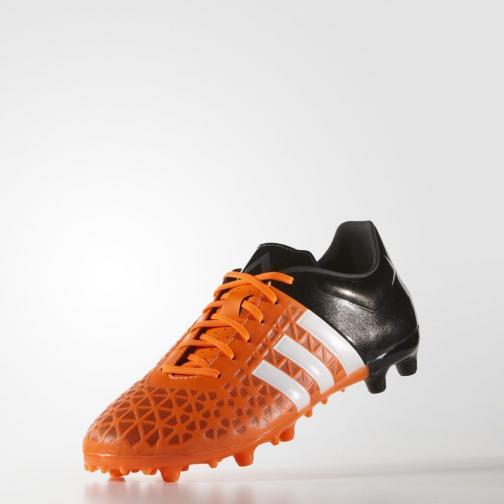 Adidas Chaussures De Football Ace 15.3 Fg/ag solar orange/ftwr white/core black Tifoshop