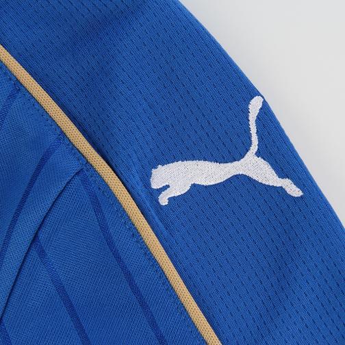 Figc Italia Kids Home Shirt Replica team power blue-white FIGC Store