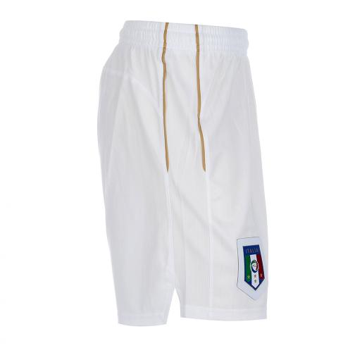 Puma Shorts Home Italy   16/18 white-team power blue Tifoshop