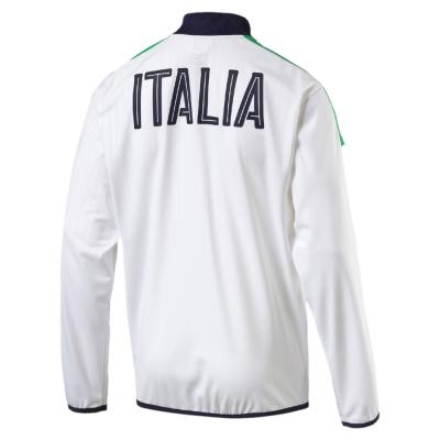Puma Sweat Figc Stadium Jacket Italy