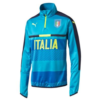 FIGC 1/4 Zip Training Top