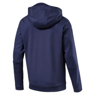 Puma Sweatshirt Figc Casual Zip-thru Hoody Italy