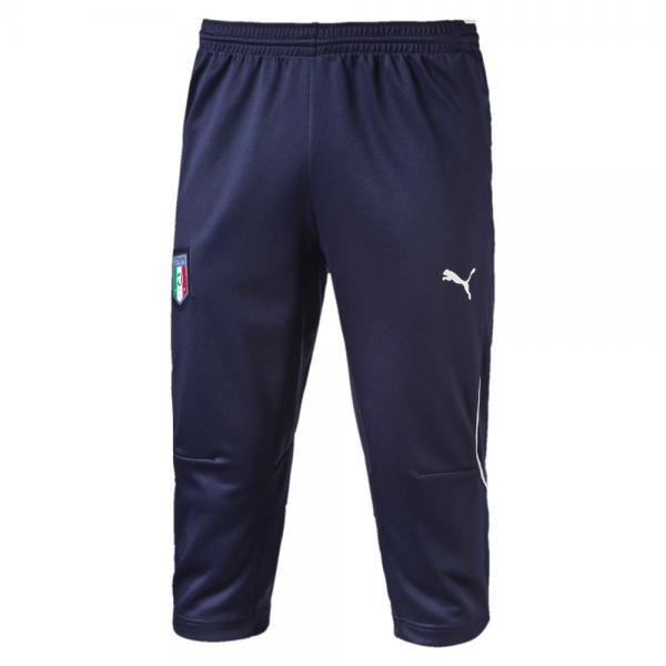Figc 3/4 Training Pants peacoat-white FIGC Store