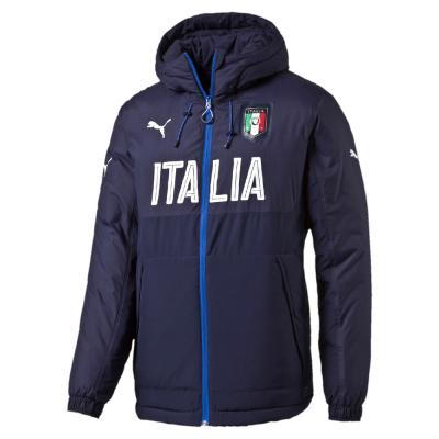 Puma Mantel FIGC Bench Jacket Italy