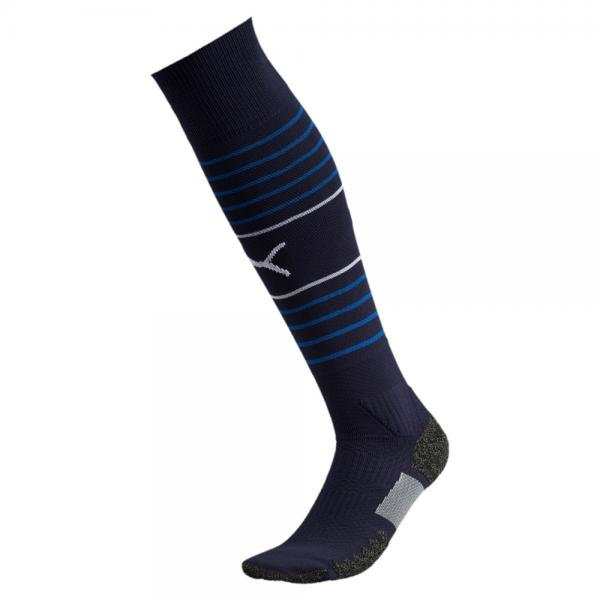 Figc Italia Teamwear Socks peacoat-team power blue FIGC Store