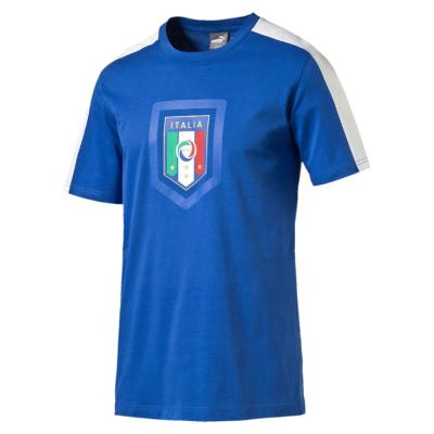 FIGC  Fanwear Badge Tee
