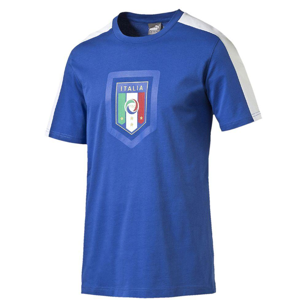 Figc  Fanwear Badge Tee Junior