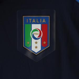 Puma Sweat Figc Woven Jacket Italy