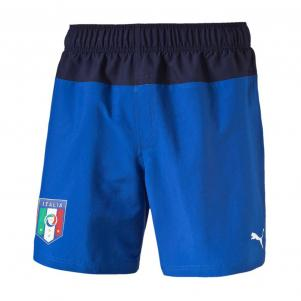Puma Costume FIGC Beachwear Shorts Italia Junior