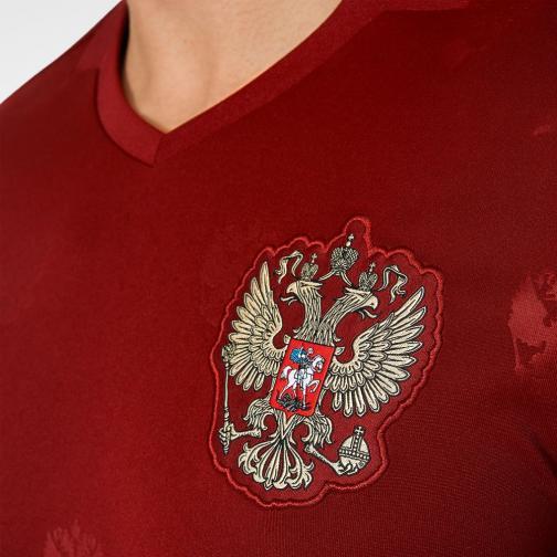 Adidas Maglia Gara Home Russia   16/18 Bordeaux Tifoshop