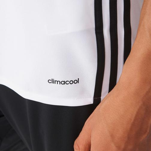 Adidas Maillot De Match Home Germany   16/18 White/Black Tifoshop