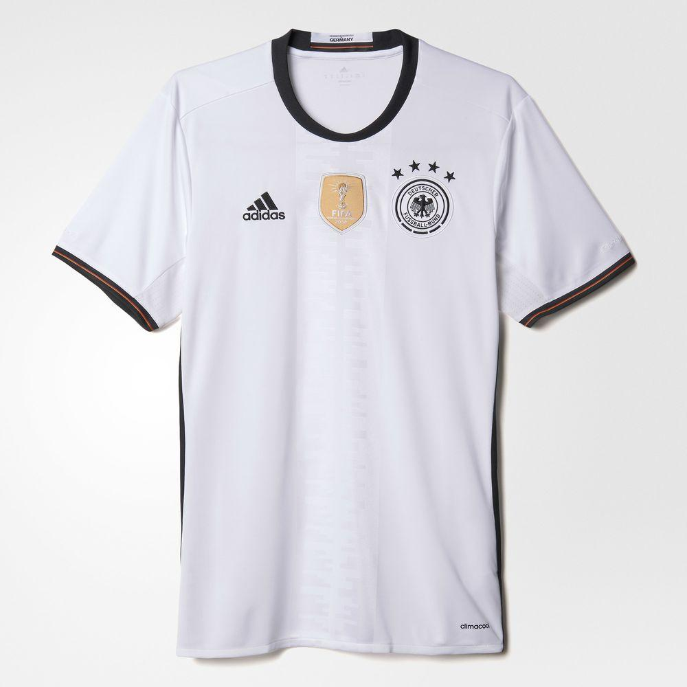 Adidas Maillot De Match Home Germany   16/18