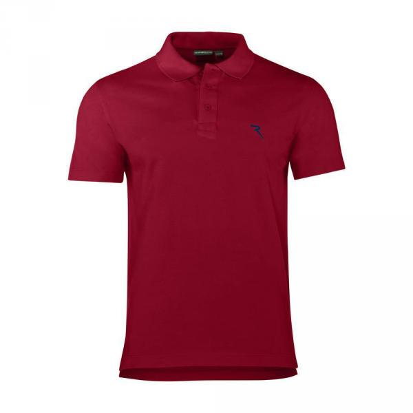 Polo Homme ASSAN 57727 Vulcan Red Chervò