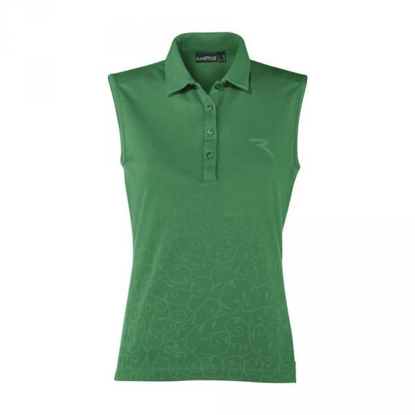 Polo Femme ASTALAVISTA 57730 Chlorofyll Green Chervò