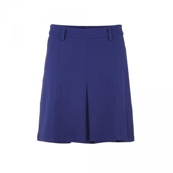 Skirt Woman JAPAN 57673 Cyclades Blue Chervò