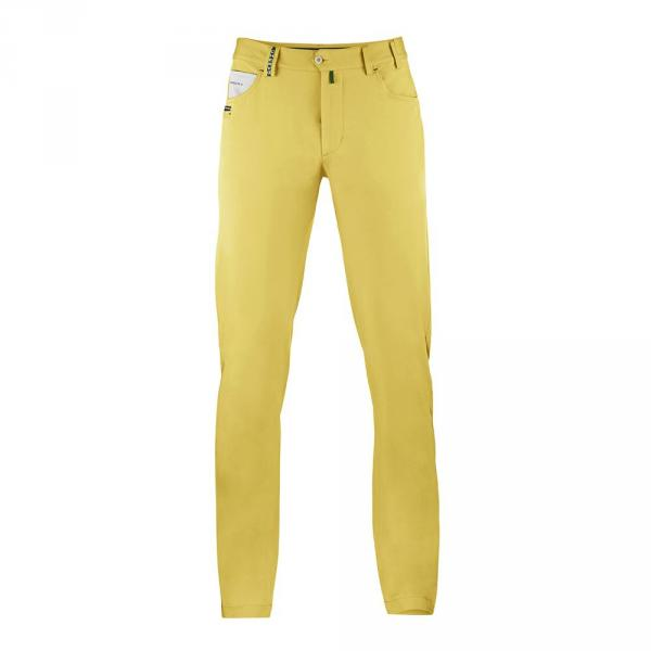 Pantalon Homme SPAIN 57669 Citron Yellow Chervò