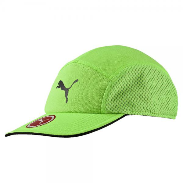 Puma Hut P-disc-fit Runner Cap green gecko