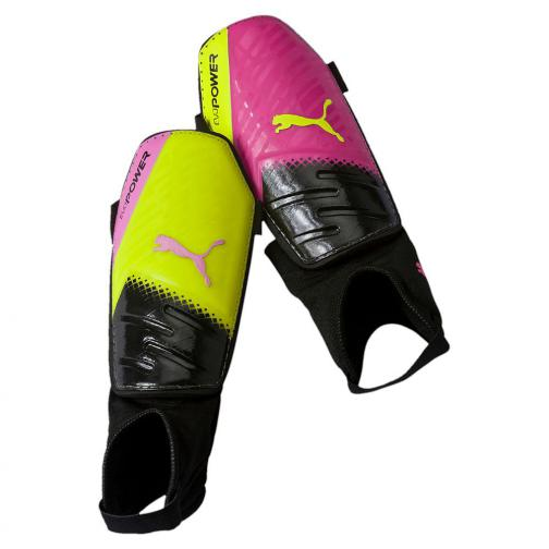 Evopower 3.3 pink glo-safety yellow-black-TRICKS FIGC Store