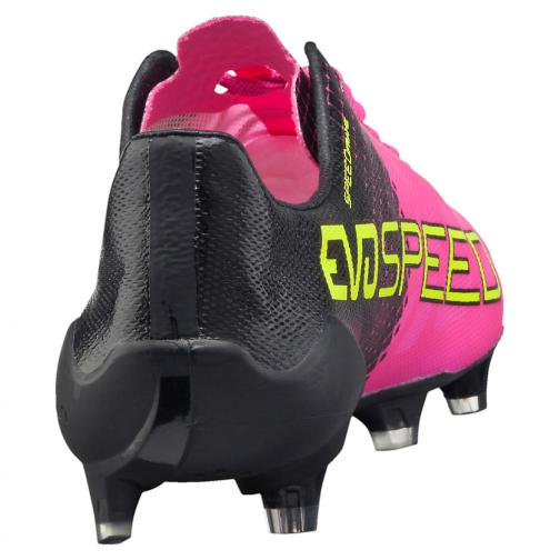 Evospeed Sl Ii Tricks Fg pink glo-safety yellow-black FIGC Store