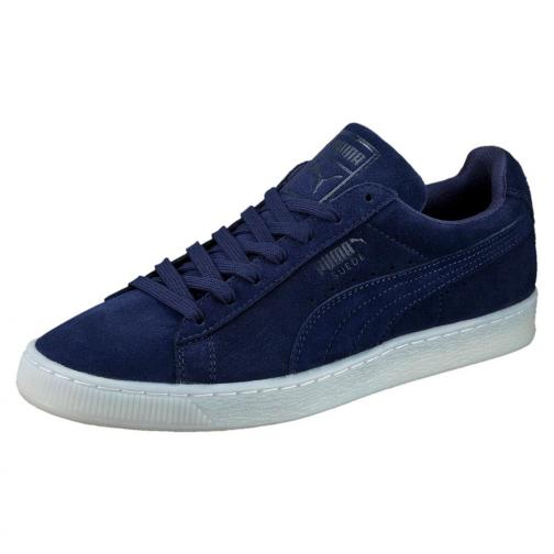 Puma Chaussures Suede Classic Colored peacoat-white