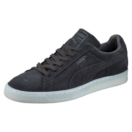 Puma Chaussures Suede Classic Colored dark shadow-high risk red