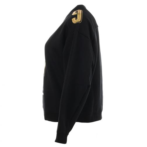 Puma Sweatshirt Number 9 Crew Sweat  Damenmode black Tifoshop