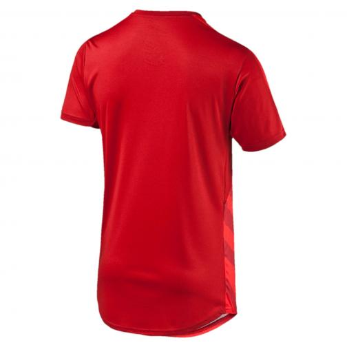 Puma Maillot De Match  Czech Republic   16/18 chili pepper-puma red Tifoshop