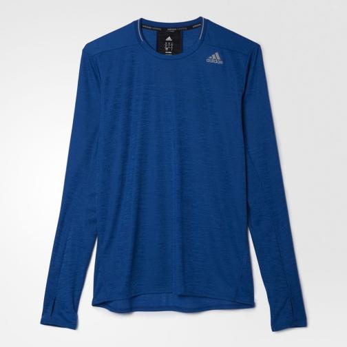Adidas T-shirt Supernova Eqt Blue Tifoshop