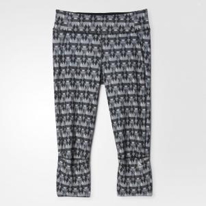 Adidas Pantaloncino Supernova 3/4  Donna