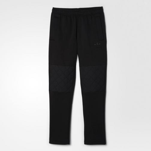 Adidas Originals Pantalone Quilted Sweatpants Bball Nero Tifoshop