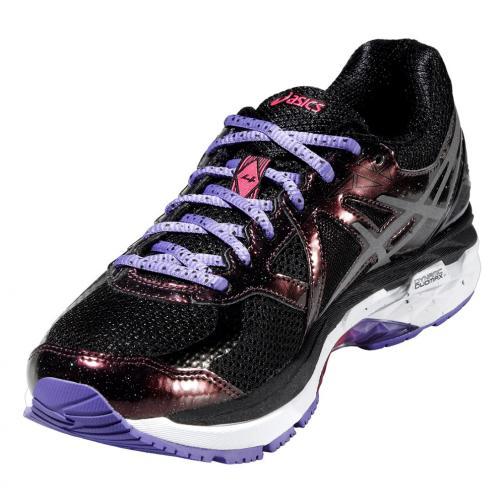 Asics Schuhe Gt-2000 4 Lite-show  Damenmode Black/Silver/Dahlia Purple Tifoshop
