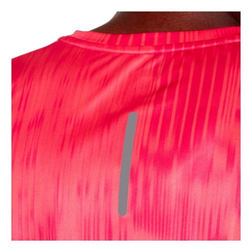 Asics T-shirt Fuzexprinted Tee AZALEA FUSION PRINT Tifoshop