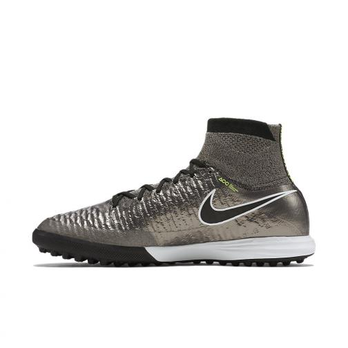 Nike Chaussures De Futsal Magistax Proximo Tf Pewter/Black Tifoshop