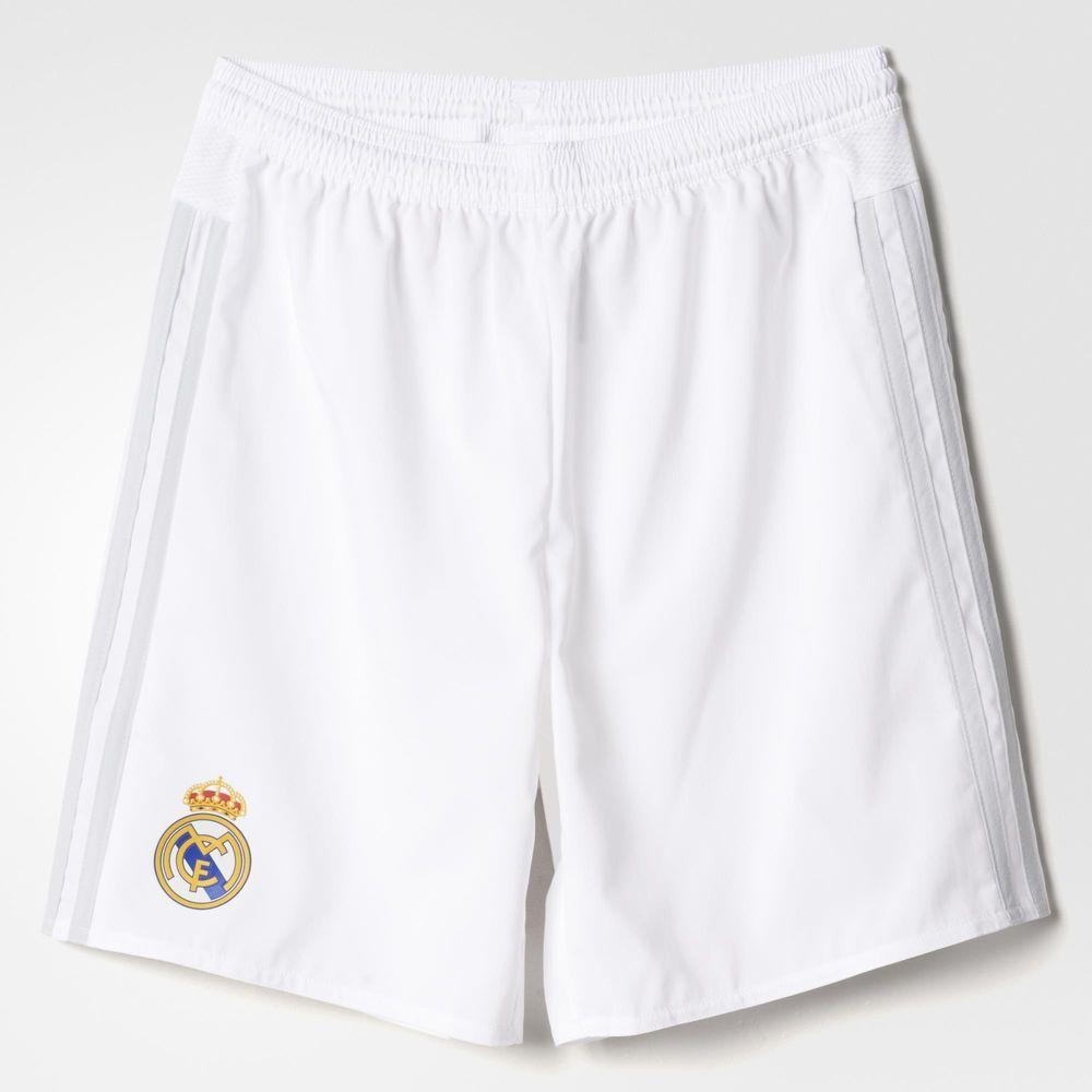 Adidas Shorts Home Real Madrid Juniormode  15/16