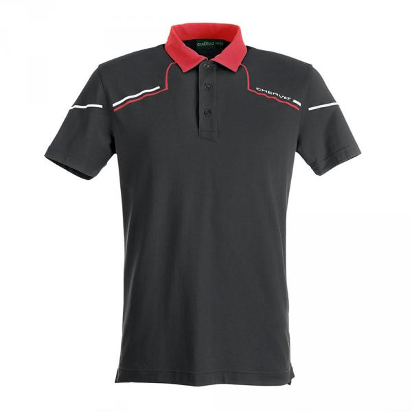 Polo Homme ABILE 59318 BLACK Chervò