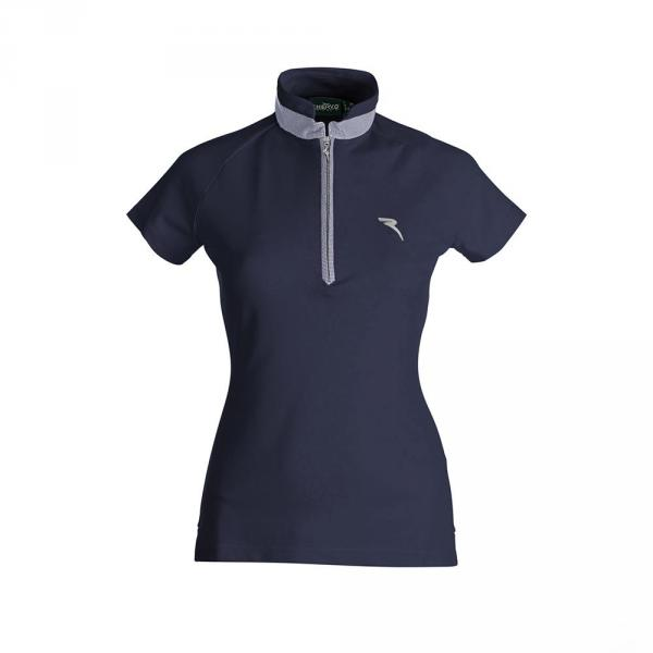 Polo Woman AFRO 59836 BLUE NAVY Chervò
