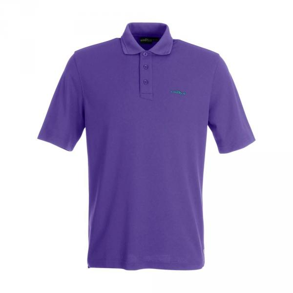 Polo Man AGILE 59313 JAZZ PURPLE Chervò