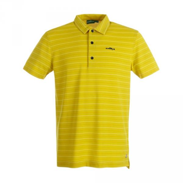 Polo Homme ALFY 59336 YELLOW Chervò