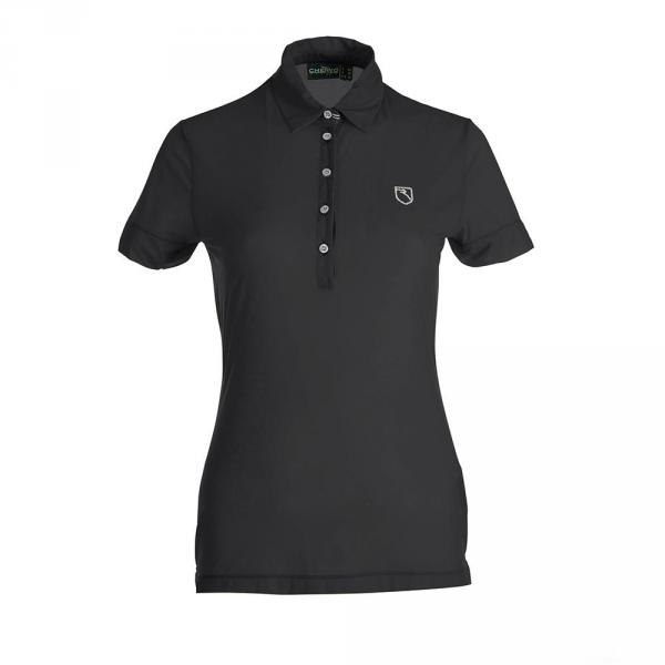 Polo Woman AMBES 59722 BLACK Chervò