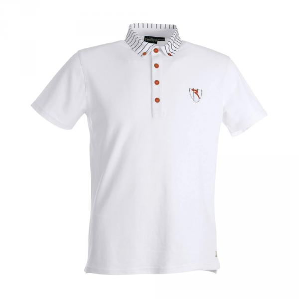 Polo Man AMBRO 59321 WHITE Chervò